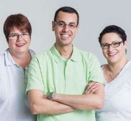 Dr. Abdelfattah Hausarzt, Internist - Trebur Praxisteam