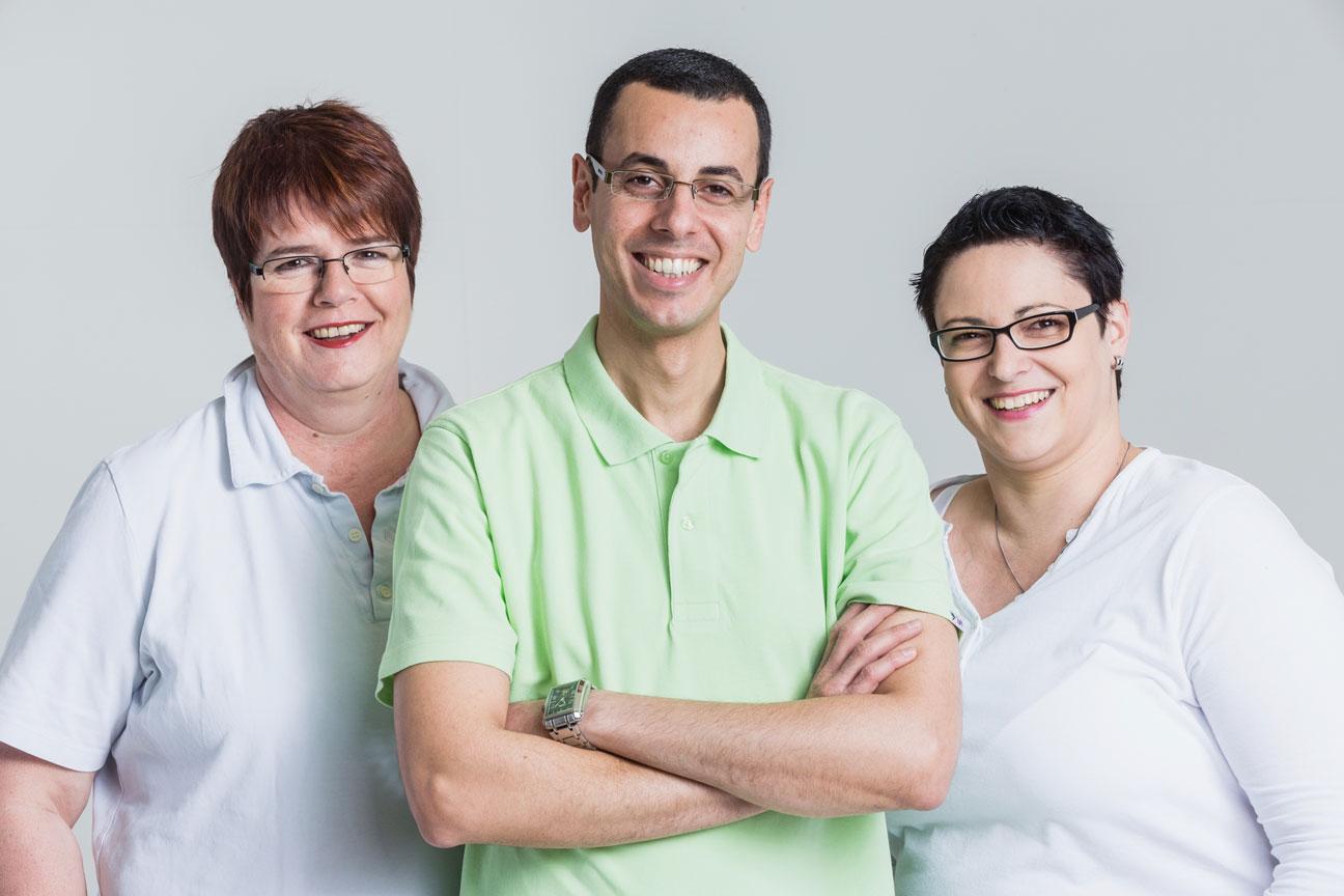 Hausarztpraxis Dr. Abdelfattah Hausarzt, Internist - Trebur - Praxisteam